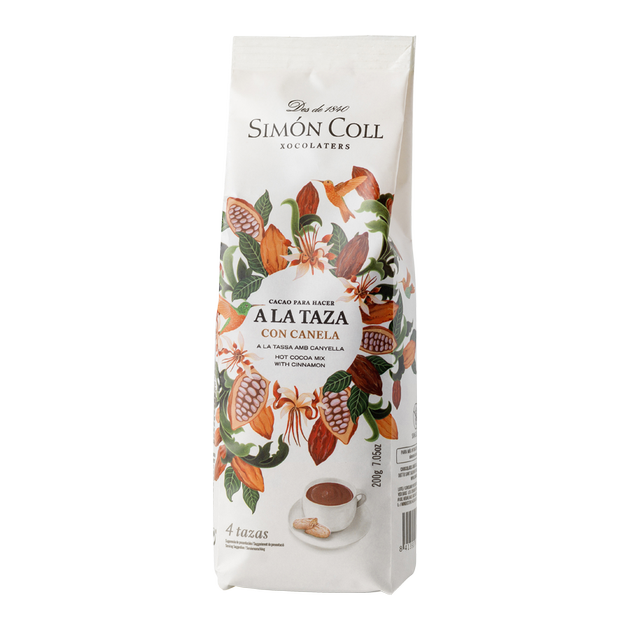 Drinking chocolate 28% cocoa 180g