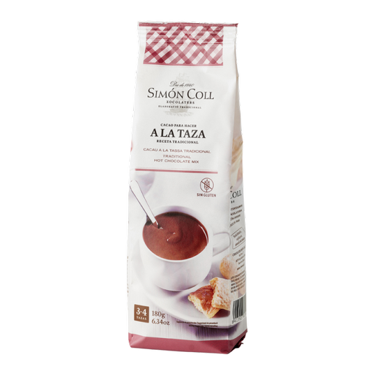 Drinking chocolate 18% cocoa 180g