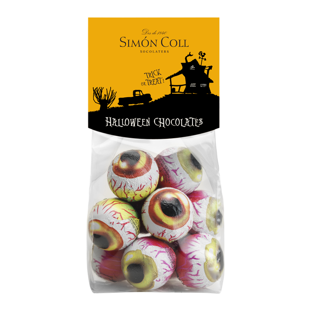 Bag Halloween Eyes 120g