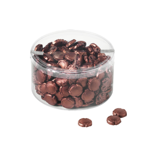 Bottle caps Chocolate 50% cocoa 1kg
