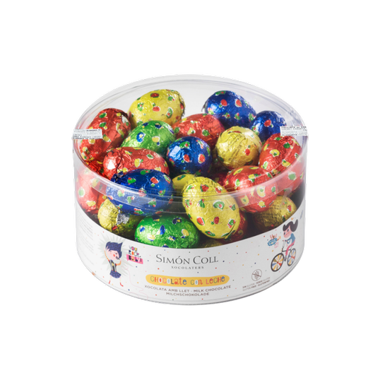 Milk Chocolate Tinned Egg 15g B/40