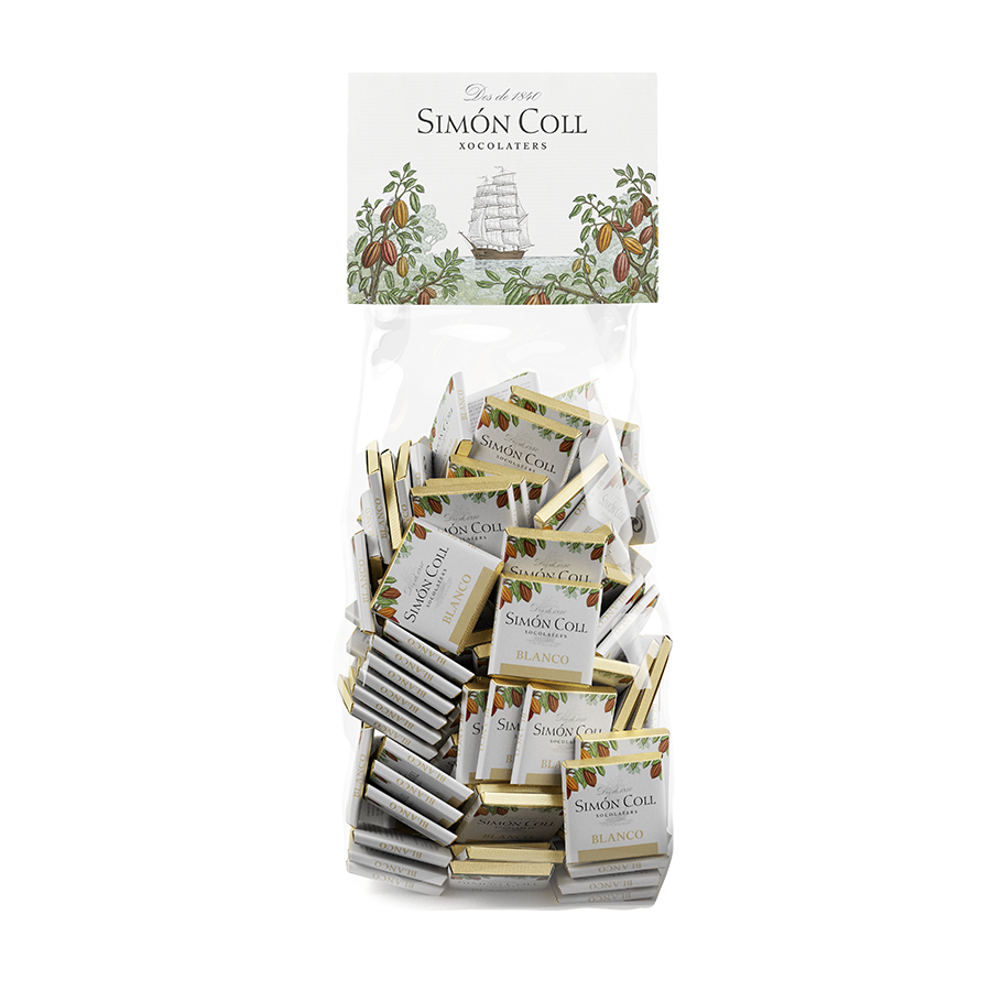 White chocolate 5g Bag of 100u