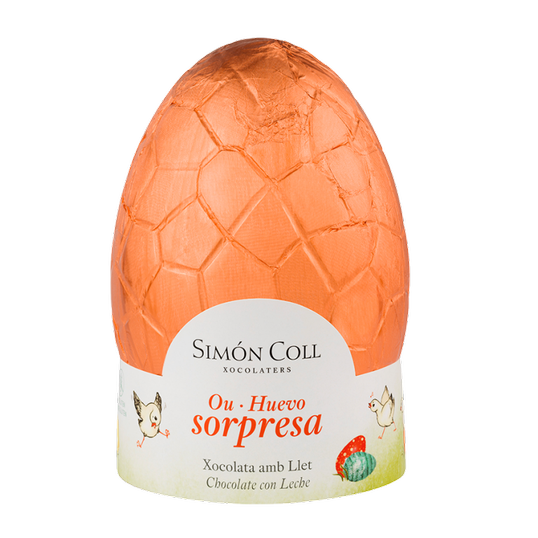 Private: Milk Chocolate Surprise Egg with base 330g