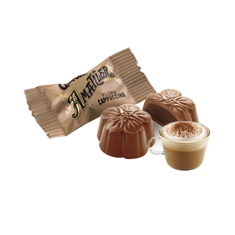 Flowers Cappuccino 72g
