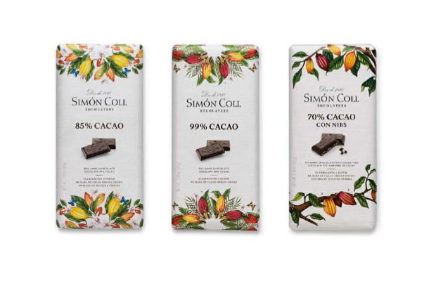 The Simón Coll range grows to include high-cocoa varieties
